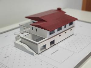 Projekta Modelado e impresión de maquetas en 3d para arquitectura