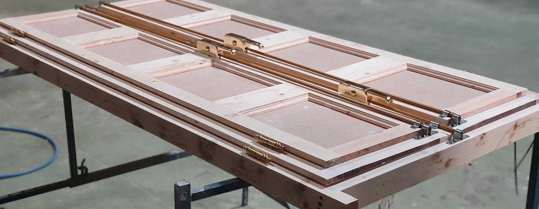 Projekta Fabricacion de ventanas de madera
