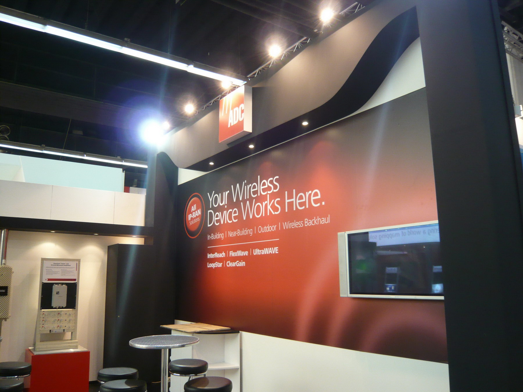 stand MWC ADC_WIRELESS