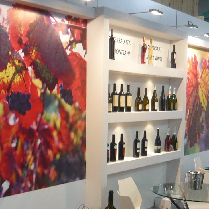 STAND PEP_WINES ALIMENTARIA BARCELONA