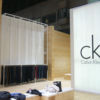 Stands Showroom Calvin Klein